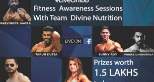 Divine Nutrition Promotion Contest