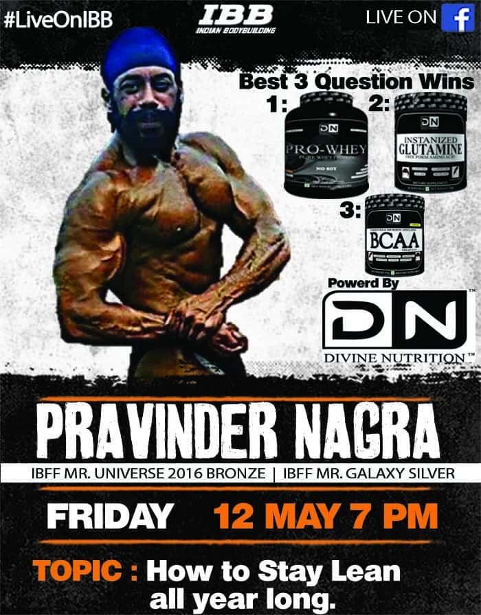 Parvinder Nagra Live On IBB