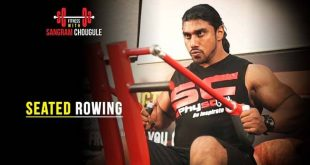 Seated Row Fitness with Sangram Chougule