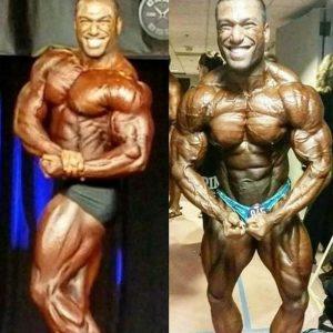 Amit Roy IFBB Pro