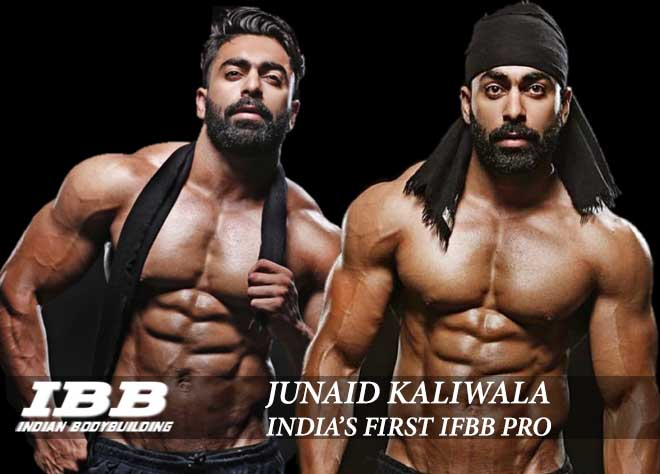 IFBB Pro Junaid Kaliwala