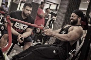 Junaid Kaliwala Workout with Biki Singh