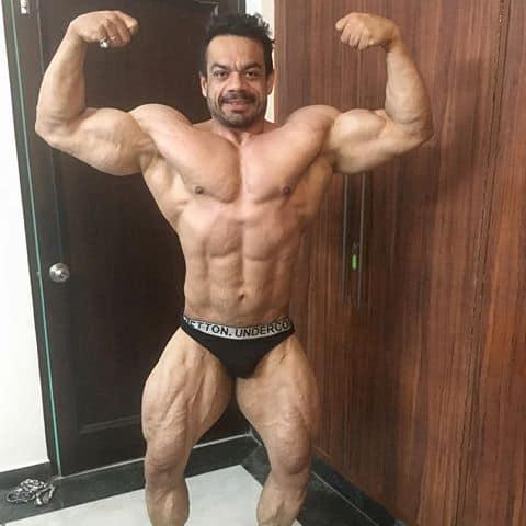Gaurav Taneja Posing