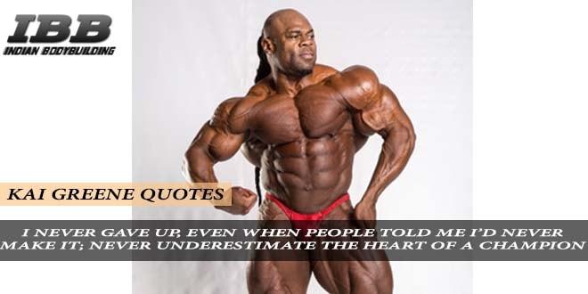 Kai Greene Motivational Quotes 5