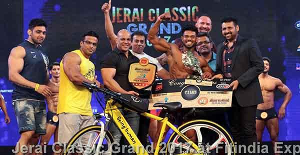jeraiclassic-Grand with Rajesh Rai