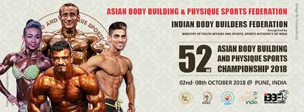 ABPF Mr Asia 2018