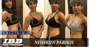 Nishriin Parikh Interview