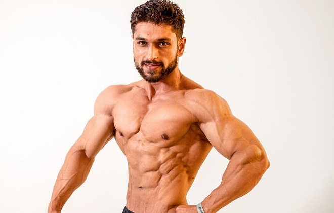 Sandeep Yadav Gold at Amateur olympia