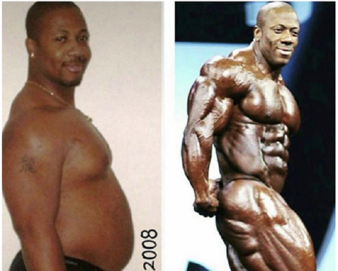Shawn's Incredible Transformation
