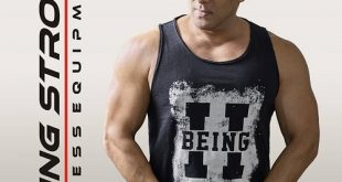 Salman Khan Being strong