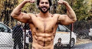 Varun Dhawan body diet