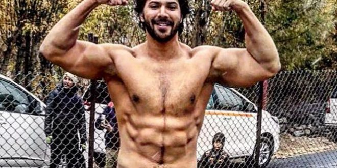 Varun Dhawan shares his New Workout techniques and diet ...