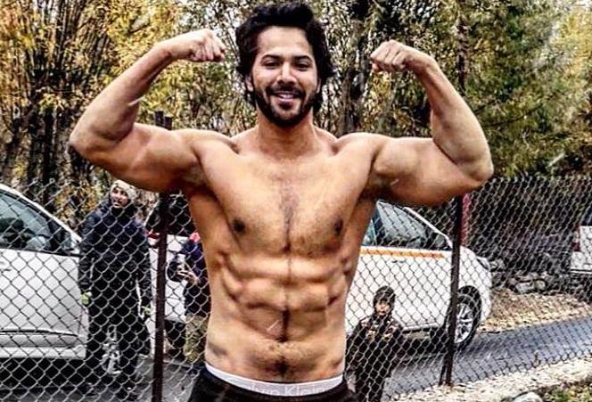 Varun Dhawan body diet