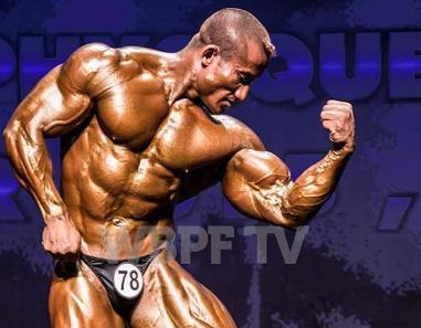 Arambam Boby bodybuilding journey