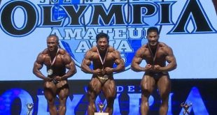 Will there be an Indian Mr Olympia